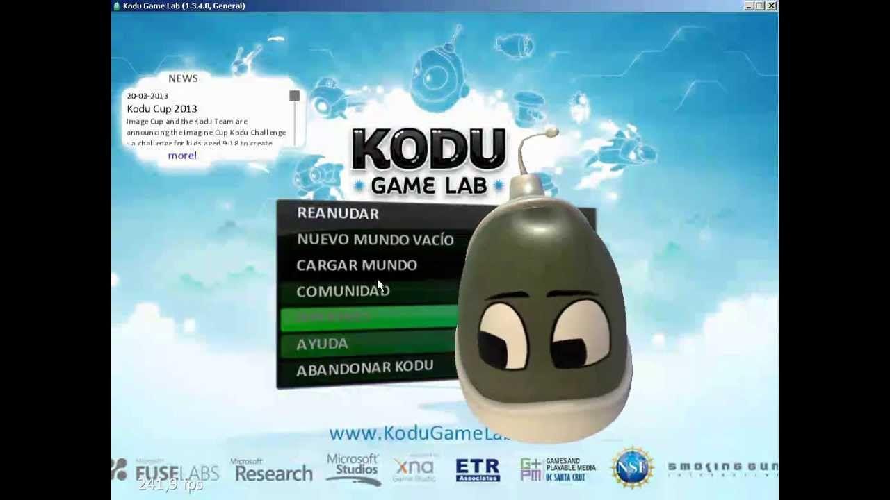Aprende programación con Kodu y empieza a divertirte jugando - JJFrías