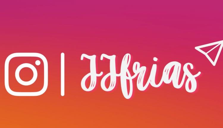 Banner de instagram jjfrias